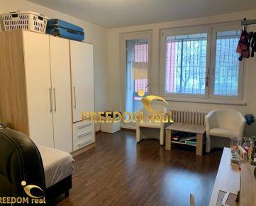 SUPER CENA:  1.izb. byt po kompletnej rekonštrukcii s loggiou na začiatku Dúbravky - Ľuda Zúbka