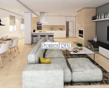 PROMINENT REAL ponúka na predaj posledné 2 byty vo vila dom v Rači.