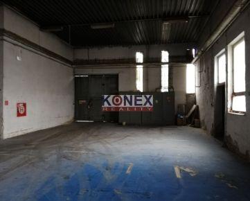 KONEX REALITY – Na prenájom skladové priestory, ul. Pri prachárni v Košiciach