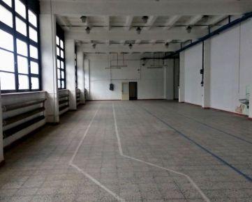 925 m2 Hala na prenájom, Trenčín