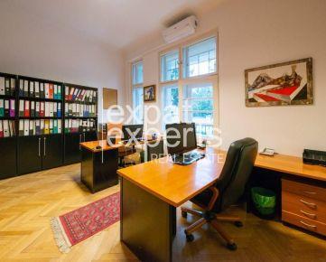 Exkluzívne kancelárske priestory v zrekonštruovanej vile, Staré Mesto