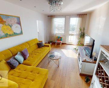 NEO- vkusne zrekonštruovaný 3i byt v peknej lokalite