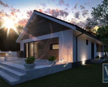 Novostavba rodinného domu, Prešov - Solivar