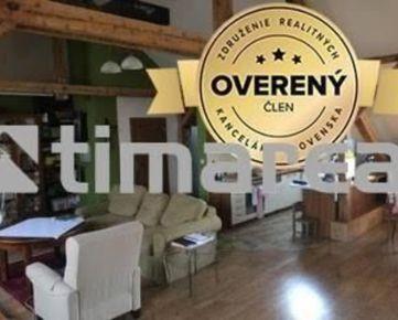 TIMA Real - Veľkometrážny byt v historickom centre mesta ul. Kollárova