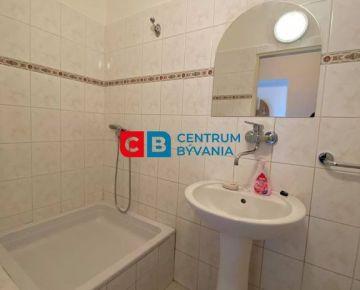 1 izbový byt na ulici Piaristickej s balkónom Rezervované