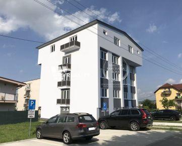 """NOVOSTAVBA_2 izb. byt """"C"""" s balkónom /56,26m2/ Žilina - Dolný Hričov"""