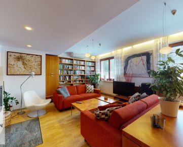 Predaj 4 izbový byt, 145 m2, Šoltésovej ulica, Bratislava – Staré Mesto