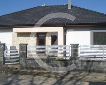 Predaj novostavby rodinného domu v obci Jarok