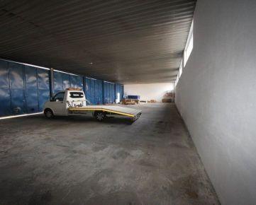 Piešťany – prenájom skladových priestorov v priemyselnej časti mesta