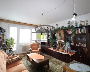 3 izbový byt Martin - Centrum