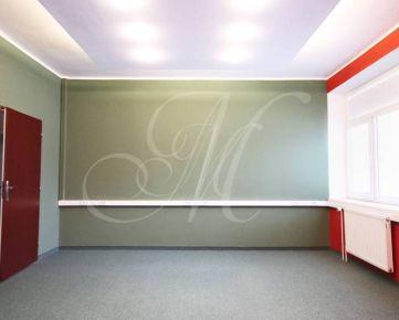 Lukratívne kancelárske priestory v Ružinove - 303 m2