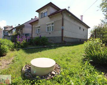 NOVÁ CENA _Na predaj rodinný dom v Lakšárskej Novej Vsi.