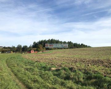 Pozemok pre výstavbu domou v malebnej obci Lukavica