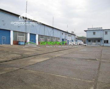 GARANT REAL - prenájom výrobné a skladové priestrory, haly, administratívna budova Prešov, širšie centrum