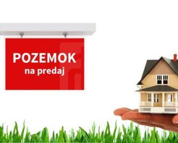 Direct Real - NOVINKA!!! Na predaj pozemok S MOŽNOSŤOU odkúpenia aj VIAC m2 t.j. 216 až 432 m2 PODĽA VAŠEJ POŽIADAVKY...Využitie ako ZÁHR...