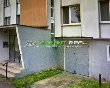 GARANT REAL predaj garáž 16 m2, Sídlisko Duklianskych hrdinov, Prešov