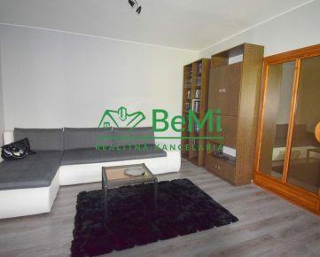 Rezervovaný... 1-izbový byt v tichom prostredí, 37 m2, Nitra