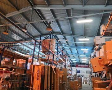 Pripravujeme do ponuky skladové priestory 1000 m2 Banská Bystrica