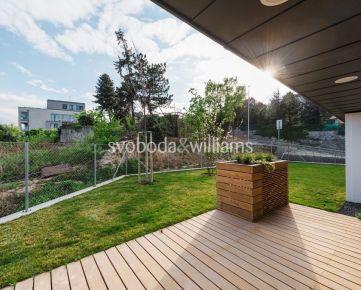 4 izbový byt so záhradou a terasou Koliba Nové Mesto
