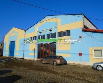 GARANT REAL - prenájom priemyselného areálu, 5311 m2 Sabinov