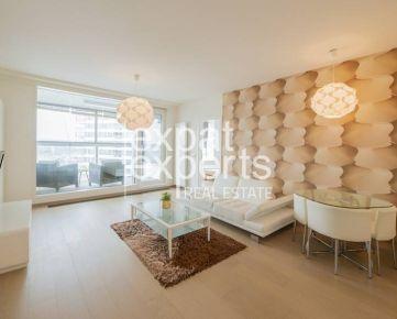 Slnečný 3 izb. byt, 76 m2, zariadený, parking, Panorama City