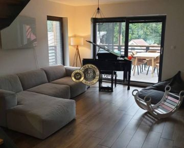4 izbový dom Košice - Myslava, Pod Grúntom, novostavba, garáž, terasy