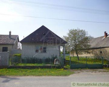 Dom v obci Kučín s pekným pozemkom. Znížená cena!!!