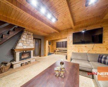 REZERVOVANÉ - Nadštandardná chata v krásnom prostredí Slanských vrchov
