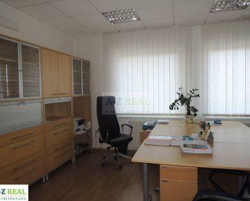 Kancelárie v admin. budove v Petržalke od 16, 5 do 120 m2