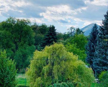 Nehnuteľnosti pri Belianskom potoku vhodné na bývanie aj rekreáciu