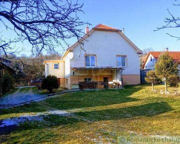 Čiastočne zrekonštruovaný rodinný dom v malebnej obci pri Krupine - Čekovce