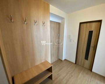 Prenájom 1 izb. bytu blízko centra - Žilina, ul.Suvorovova
