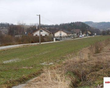 Stavebný pozemok v meste Detva, 646 m2