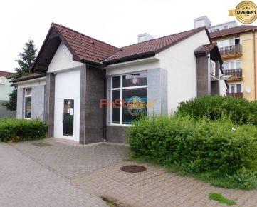 Prenájom obchodný priestor vhodný aj na gastro služby v Trnave