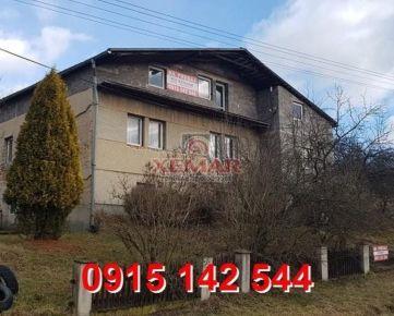Na predaj väčší rodinný dom v obci Kriváň- Exkluzívne !! Znížená cena!!