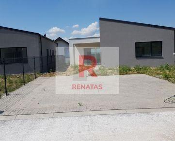 RENATAS - 4 IZB. RODINNÝ DOM V STUPAVA - PASTIERSKA ULICA - NOVOVYBUDOVANÁ ULICA