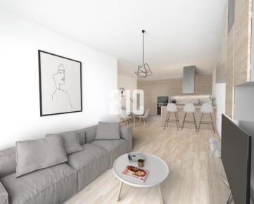 MATADORKA - krásny 3 izbový byt  so súkromnou oddychovou zónou