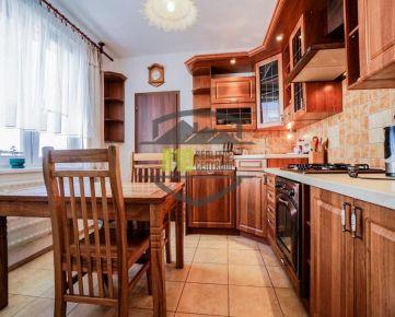 TICHÁ LOKALITA /  Veľkometrážny 3i byt v Nitre