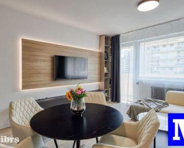 Dizajnový 3 izb. byt na Prešovskej ul., TEHLA, LOGGIA, VÝŤAH
