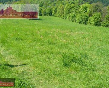 Pozemok v Dolnej Súči 2400 m2