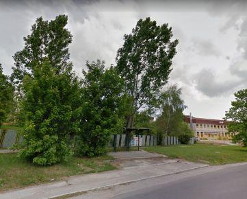 Pozemok v širšom centre mesta Zvolen