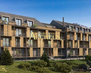 APARTMÁNY MARMONT, od 53 do 126 m2, balkón, VYSOKÉ TATRY