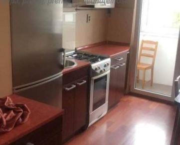 Prenajom 2 izbový byt