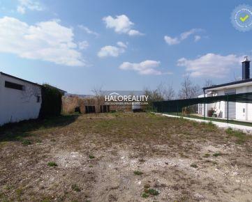 HALO REALITY - Predaj, pozemok 340 m2 Chorvátsky Grob