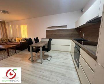 TRNAVA REALITY - PRENÁJOM - krásny luxusný zariadený 2 izb. byt v ARBÓRIA PARK