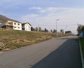 Ponuka stavebných pozemkov, Lipovec, v dosahu MHD