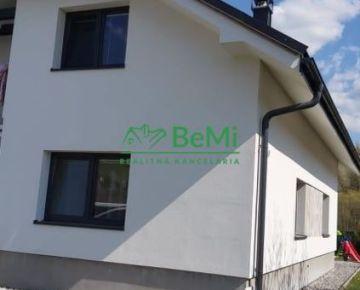 Predaj: Novostavba štýlového rodinného domu v obci Stará Bystrica(565-12-JAS)