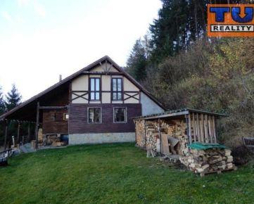 Chata v Malej Fatre na samote , Žilina - Varín (8110m2) s bazénom, CENA: 265 000 €