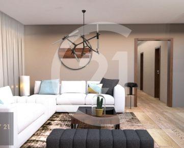 Predaj 3 izb. bytu, 11 m2 balkón - NOVOSTAVBA PRI PARKU, SKVELÁ INVESTÍCIA