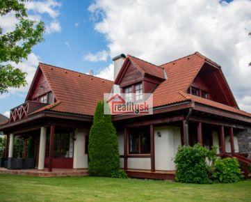Predaj krásneho rodinného domu Malachovské skalky